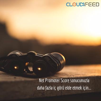 NPS (Net Promoter Score) sonucunuzdan nasıl daha fazla iç görü elde edebilir siniz?